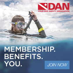 Get Information on DAN Diver Insurance