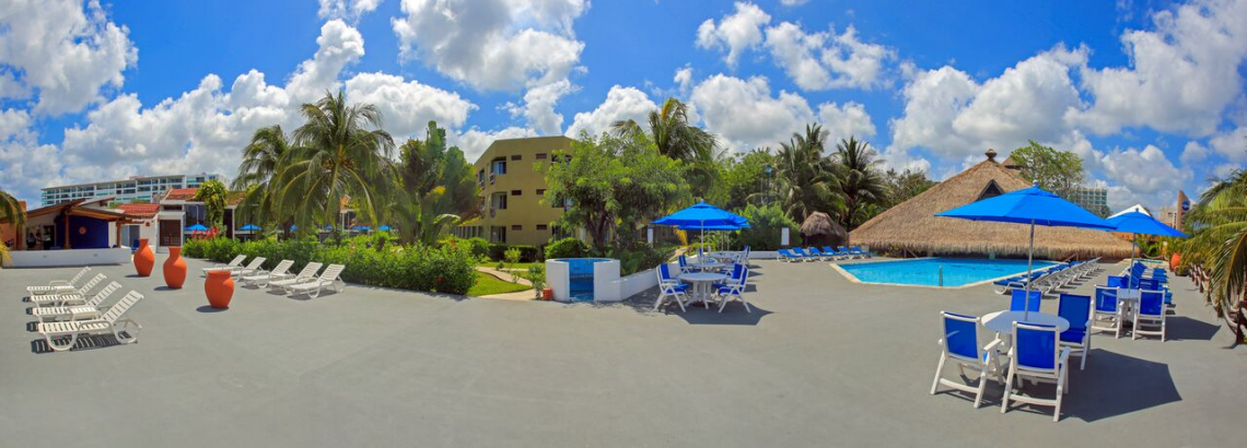 Enjoy a vacation at Casa Del Mar Cozumel Hotel and Dive Resort